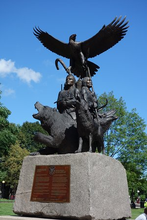 National Aboriginal Veterans Monument
