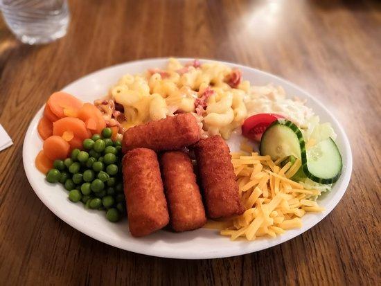 Westhill, UK: pranzo