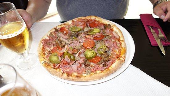 Den anden pizza :-)