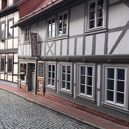 Stolberg, Alemanha: Cafe Alt