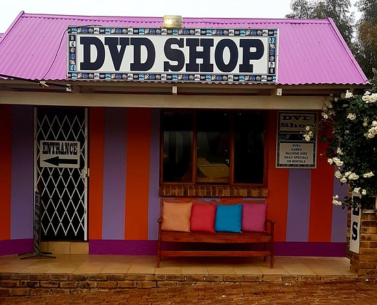Dullstroom DVD Shop / Office Consumables