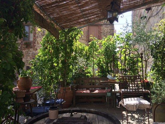 San Gusme, อิตาลี: Il Covo di Nina