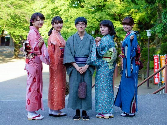 Kimono Rental Sara