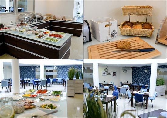 Hotel Centrum Malbork: Śniadanie