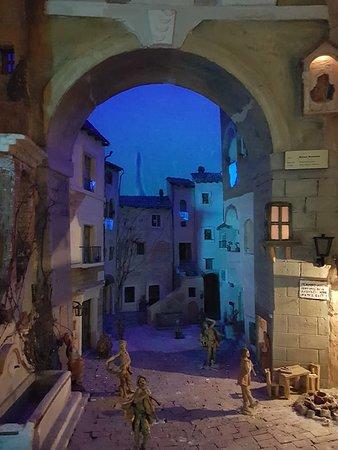 Santuario Francescano del Presepe: presepe