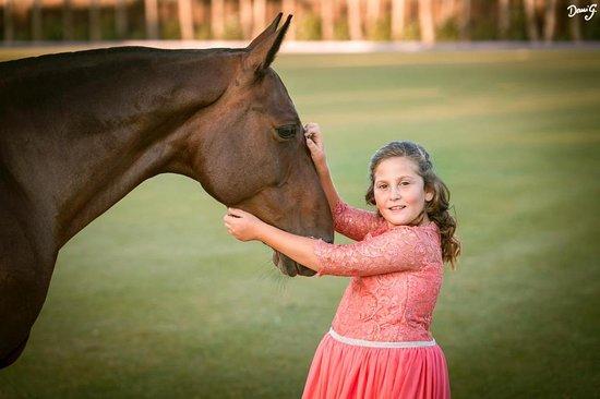 Polo Valley: Equestrian girl