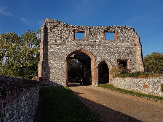 Castle Acre, UK: The Gatehouse