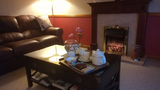 Strathgorm Bed and Breakfast : Living room