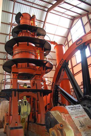 Cornish Pumping Engine and Mining Museum