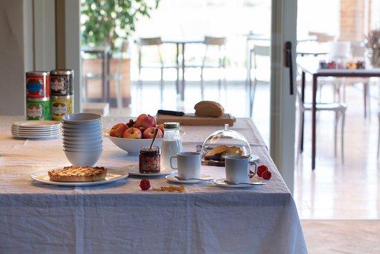 San Marcello, Italy: La colazione di Filodivino