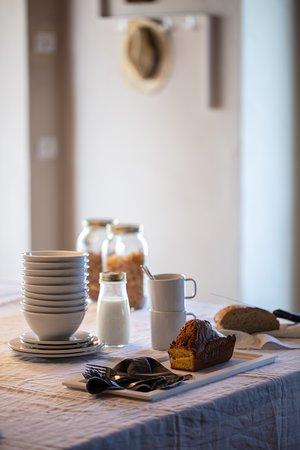 San Marcello, Italy: La colazione fatta in casa - handmade breakfast at Filodivino