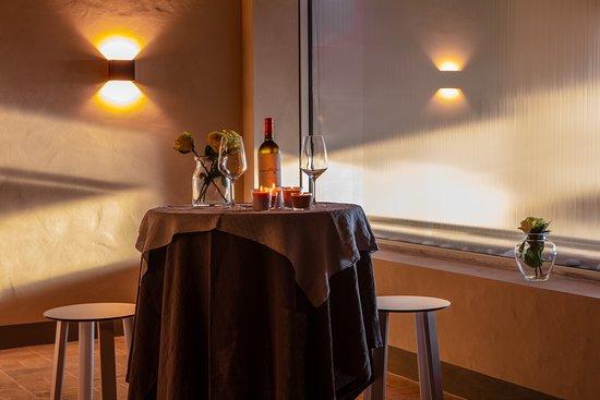 San Marcello, Italy: Cena romantica e atmosfera - romantic dinner at Filodivino