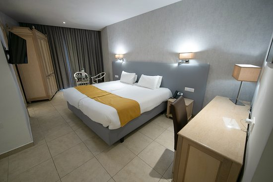 Our refurbished Junior Suites