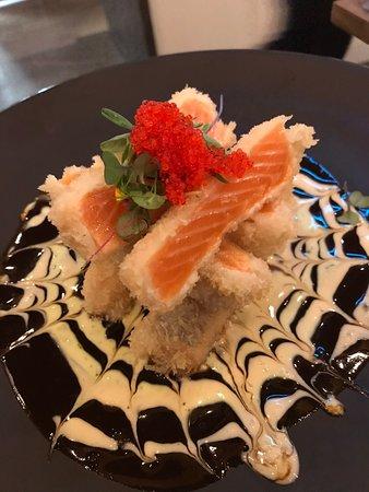 Salmon Katsu - melt in your mouth salmon