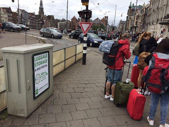 Lockerpoint Amsterdam