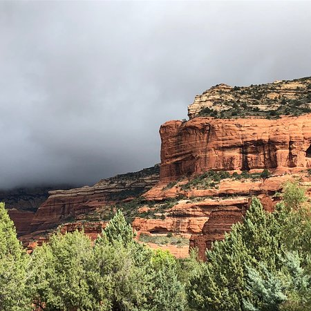 Wonderful Sedona luxury resort