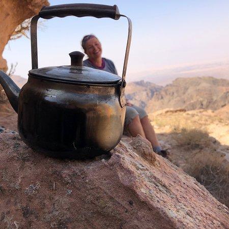 Amazing trek from Dana to Petra
