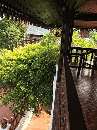Balcony - Villa Meuang Lao Photo