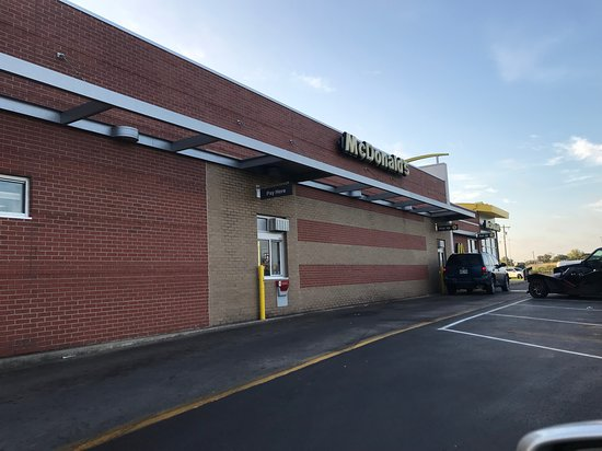 Pauls Valley, OK: Drive through