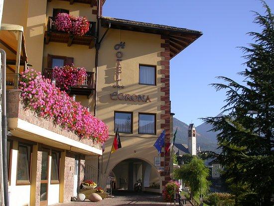 Carano, Italy: Hotel Corona Summer