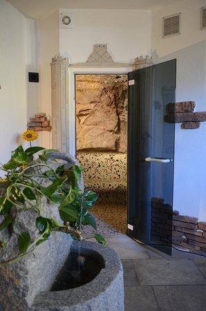 Carano, Italy: Zona salute e Bagno turco, Relax Hotel Corona