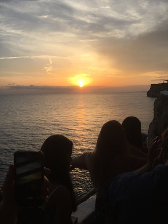 MTB Menorca: Sunset