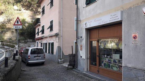 Mele, Italy: Osteria Baccicin Du Caru