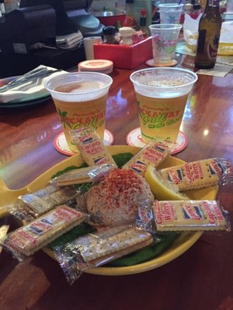 Frenchy's South Beach Cafe : Fish Dip