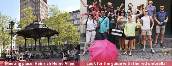 Twenty Tour - Free Walking Tour Dusseldorf