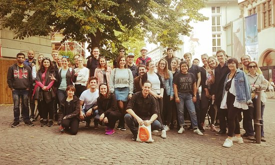 Frankfurt Free Alternative Walking Tour