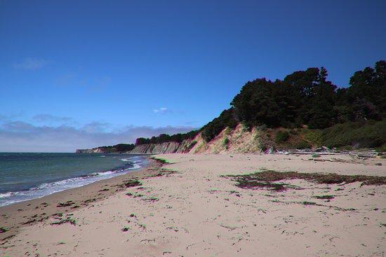 Schooner Gulch State Beach