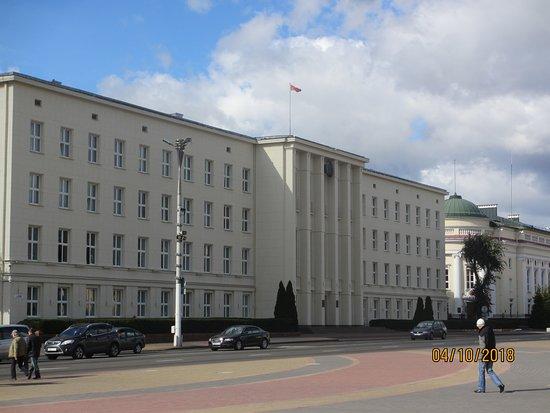 Брест, Беларусь: Площадь Ленина