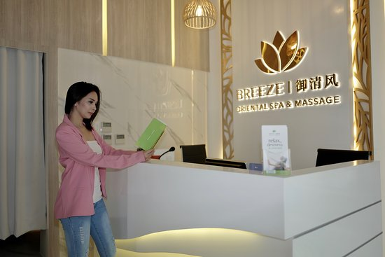 Breeze Oriental Spa & Massage
