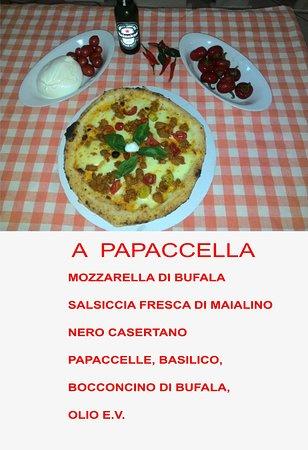 Pastorano, Италия: Pizzeria L'Oasi