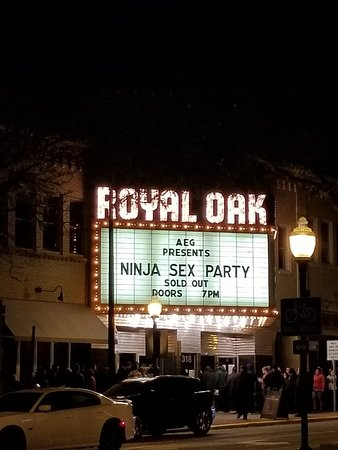Royal Oak Music Theatre All You Need To Know Before You Go