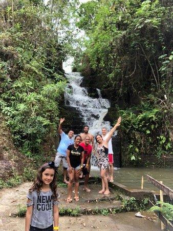 Quatis, RJ: Cachoeira