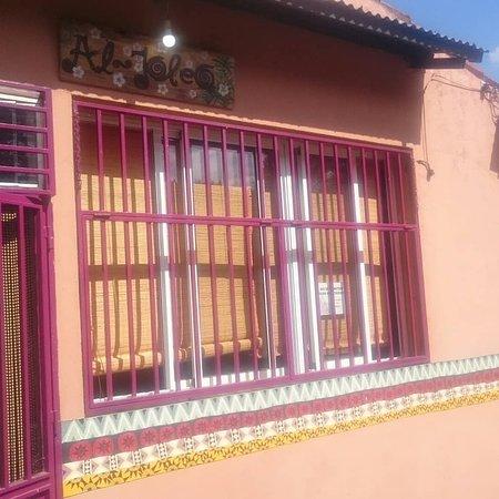 Valencia de Alcantara, Espanha: asador Al-joleo