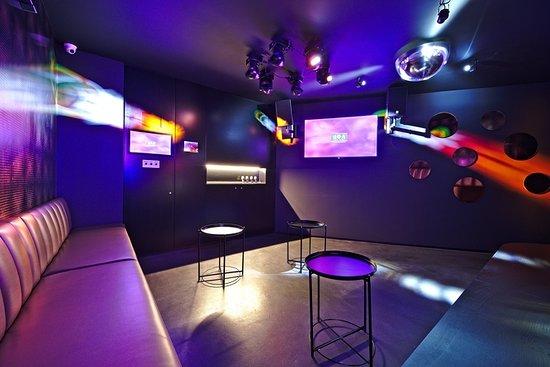 BOA Karaoke Room