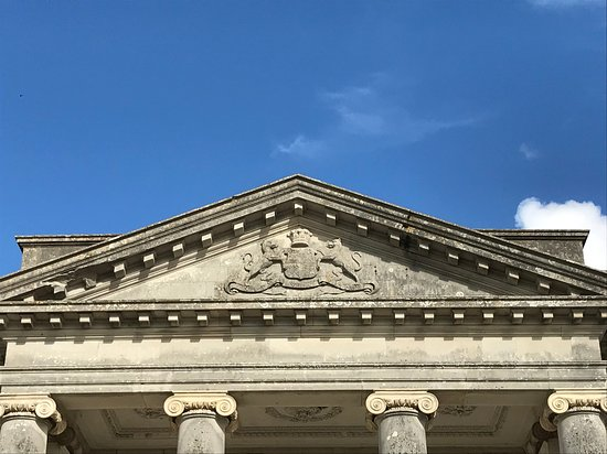 County Laois, ไอร์แลนด์: Emo Court, October 2018