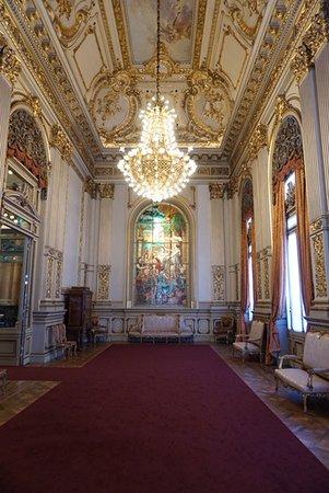 Teatro Colon: Beautiful hall.