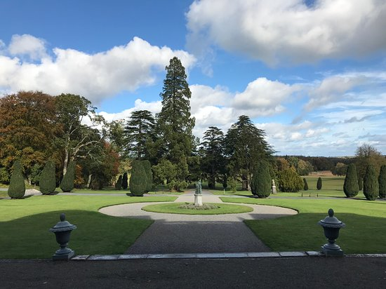 County Laois, Irland: Emo Court, October 2018