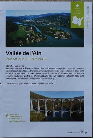 Hautecourt-Romaneche, Франция: Vallée de l'Ain par Monts et par Vaux