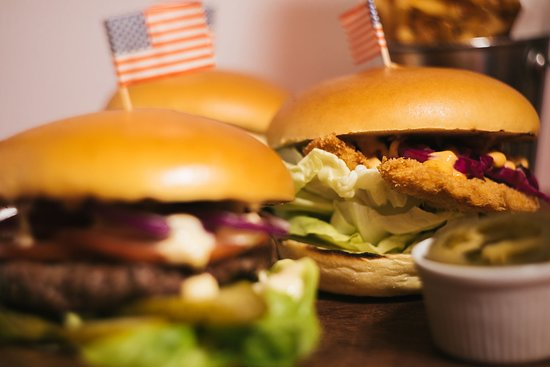 Halal Burgers In Manchester Grand Daddy S Diner Manchester Traveller Reviews Tripadvisor