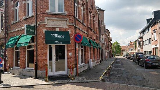 Aarschot, بلجيكا: Thai Restaurant in Aarschot 