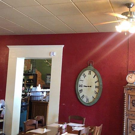 Anadarko, Oklahoma: Soda Fountain Eatery