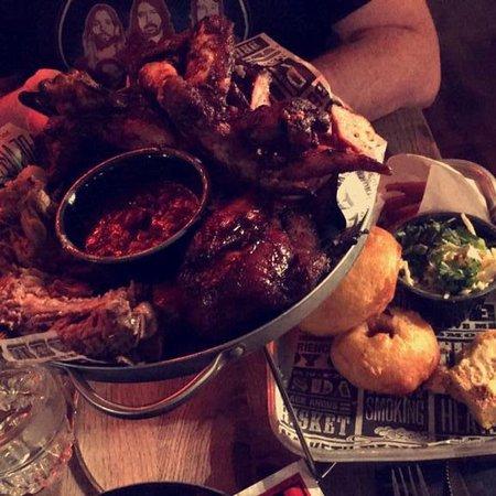 Foto de Red's True Barbecue - Leeds