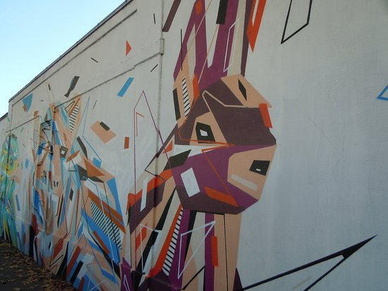 Fresque Animaux Sauvages