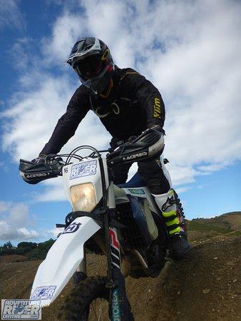 Adventure Rider Centre: Going down!
