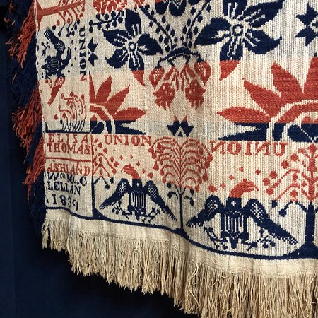 National Museum of the American Coverlet: photo4.jpg