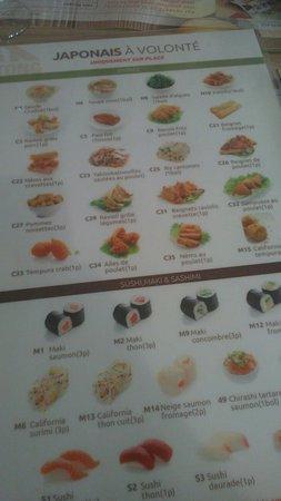 Img 20180915 Wa0036 Large Jpg Picture Of Sushi Tong Rouen Tripadvisor